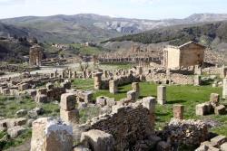 Cuicul Roman Ruins