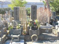 太宰治墓所