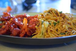 Guddu's Chilli Chicken