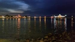 Ancol Love Port Bridge