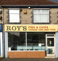 Roy's Fish and Chips