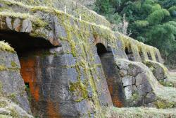 Shimizudani Smelter Ruins