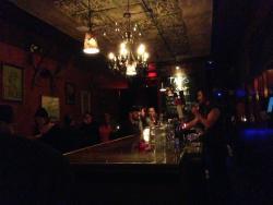 Narrow Artist Lounge