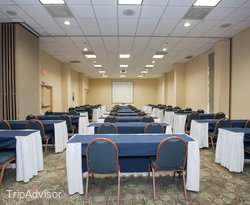 Large Meeting Room at the BEST WESTERN Orlando Gateway Hotel