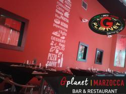 Ristorante Pizzeria G PLANET Marzocca