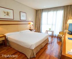 The Standard Room at the Confortel Alcala Norte