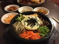 Chung Oak Korean Restaurant