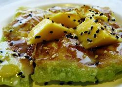 Green Pancake