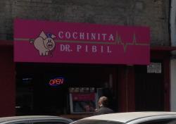 Cochinita Dr. Pibil