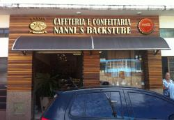 Confeitaria E Cafeteria Nanni's Backstube