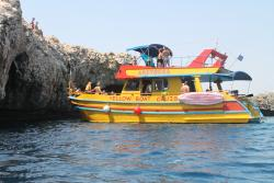 Yellow Boat Cruises Aretousa