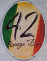 42 lounge bar