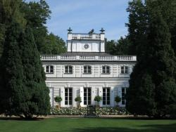 Biały Domek - Łazienki Królewskie