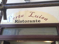 Porta Luisa