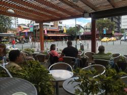 Juan Valdez Plaza Foch