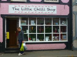 The Little Chilli Shop