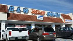 B & W Rexall Drugs