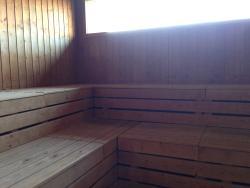 Sauna 90° umidità 10%