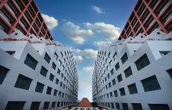 The Twin Towers Hotel
