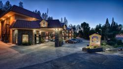 BEST WESTERN PLUS Yosemite Way Station Motel