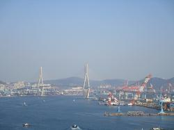 Busan Harbor Bridge