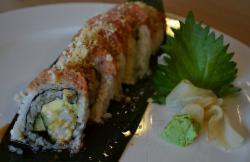 Lobster Macadamia roll