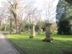 Stadtpark Alter Friedhof