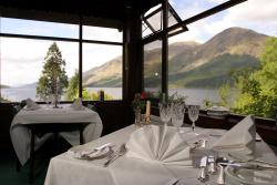 Corriegour Lodge Restaurant