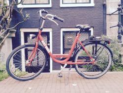 Bolt Bikes Amsterdam