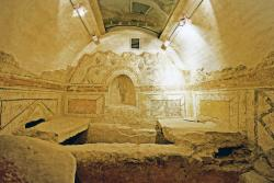 Early Christian Mausoleum