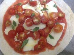 Bassano Pizza a la Leña