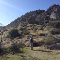 Marcus Landslide Trail
