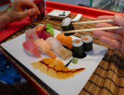 Welcome Sushi
