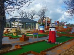 Rhos Fynach Mini Golf