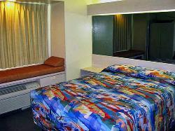 6 號汽車旅館 - 麥艾雷斯特, 奧克拉荷馬