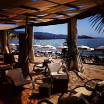 Welcome Lavandou beach