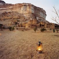 Adrere Amellal: Desert Ecolodge