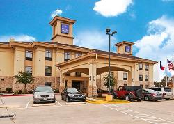 Sleep Inn & Suites Bush Intercontinental Airport IAH East