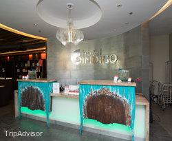 Front Desk at the Hotel Indigo New Orleans Garden District