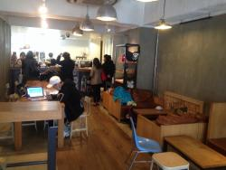 Steamer Coffee, Harajuku