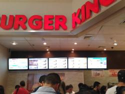 Burger King - Shopping Internacional Guarulhos