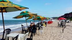 Barra do Gramame Beach
