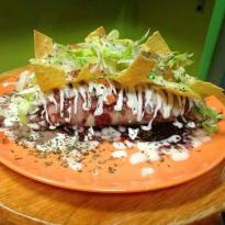 nachos burros taco Rico