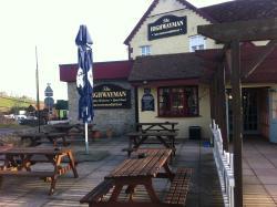 Restaurant at Highwayman Inn