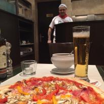 Pizzeria Ristorante Molino, Bern Thurm