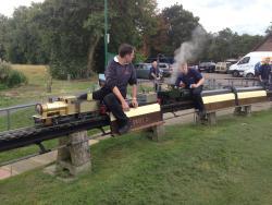 Beech Hurst Park Miniature Railway