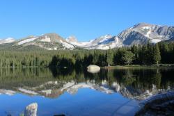 Brainard Lake Campground