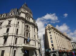 Roque Saenz Pena Avenue (Diagonal Norte)