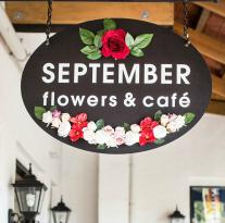 September Flowers & Cafe