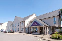 Premier Inn Plymouth City Centre (Lockyers Quay) Hotel